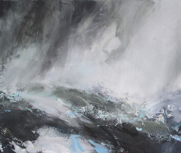 Janette Kerr, 'Where Angels Fall, Shetland', 2018