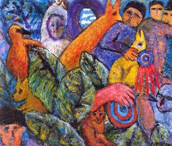 Florence Putterman, 'SalientParables VI', 2004