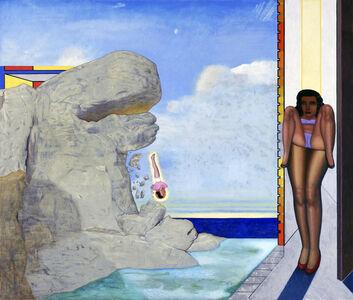 Pat Andrea, 'La Virgen de las rocas', ca. 2015