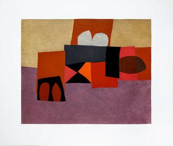 Afro (Afro Basaldella), 'Santarossa', 1974
