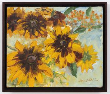Jane Freilicher, 'Gloriosa Daisies', 1972