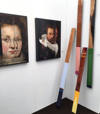 DECORAZONgallery at London Art Fair 2016, installation view