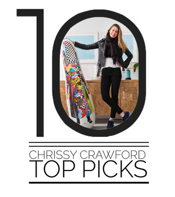 Chrissy Crawford's Top 10 Picks on ArtStar, installation view