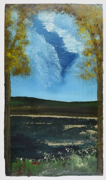 Frank Walter, 'Two Trees on a Summers Day', 1926 -2006