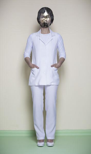 Cris Bierrenbach, 'Enfermeira - serie fired', 2013