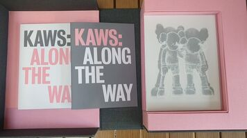 KAWS, 'Along the Way', 2020