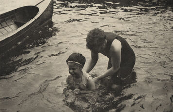 The Swimming Lesson (1906)
