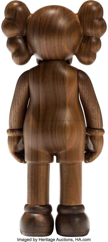 KAWS, 'Companion Karimoku Version', 2001, Sculpture, Karimoku wood, Heritage Auctions