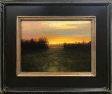 Ken Salaz, 'Twilight Path to the Lake', ca. 2020