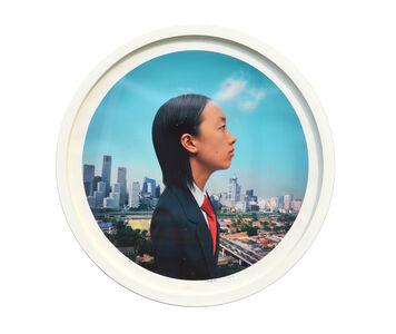 Weng Fen, 'Future Project - Beijing'