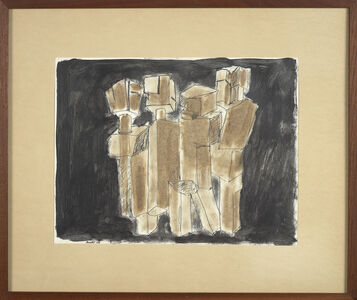 James Rosati, 'Untitled', 1965