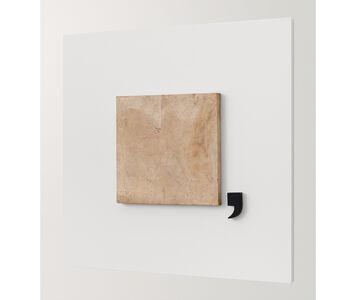 Horacio Zabala, 'Monocromo de cuero I', 2019