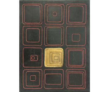 Elda Cerrato, 'El resultado de una comunicación. Serie de las comunicaciones', 1967