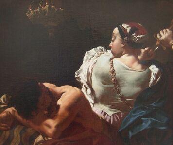 Giovanni Battista Piazzetta, 'Judith and Holofernes', XVIII sec.
