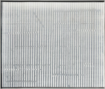 Heinz Mack, 'For Picabia', 1958