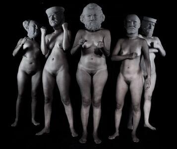 Deborah Castillo, 'Dictatrixes', 2017