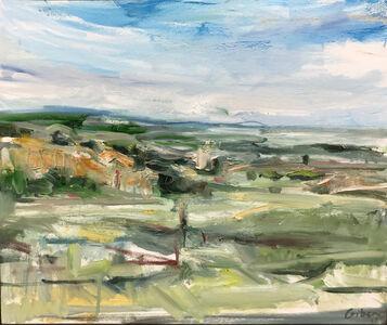 Fran Lightman Gibson, 'Road to Abiquiu'