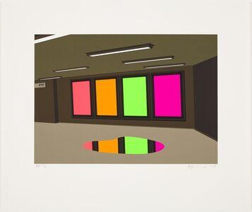Angus Fairhurst, 'Proposal for a Public Space', 2006