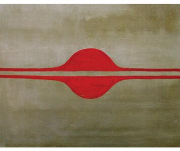 Elda Cerrato, 'Serie Producción de energía. Redundancia en las experiencias relativas al Okidanokh. Conjunción de las vías. Elemento intercambiable de políptico. ', 1967