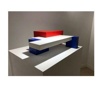 Noemi Escandell, 'Estructura variable de cuatro elementos', 1967