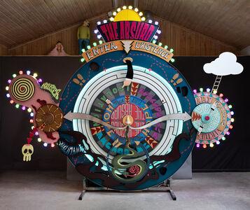 Fredrik Raddum, 'Wheel of Fortune', 2020
