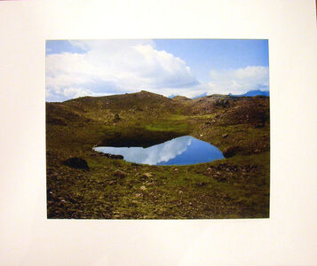 Olafur Eliasson, 'Mirror Stage for Merce ', 2004