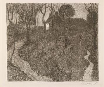 Robert Bevan, 'Hawkridge', 1900