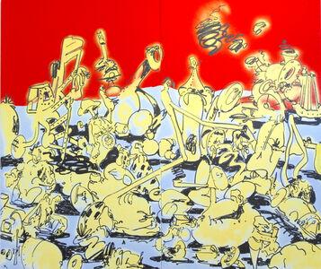 Antwan Horfee, 'Parade', 2014