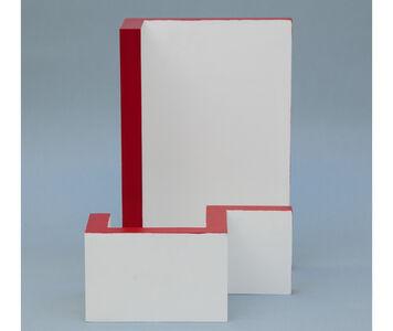 Noemi Escandell, 'Rectángulos y cuadrados', 1966