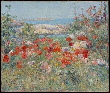 Childe Hassam, 'Celia Thaxter's Garden, Isles of Shoals, Maine', 1890