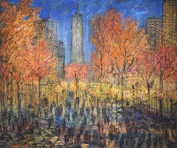Layla Fanucci, 'New York New York Opus 777 #3'