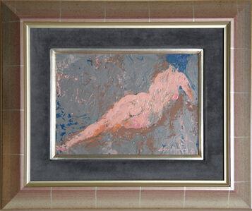 LeRoy Neiman, 'Nude', 1960
