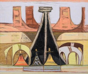 John Charles Haley, 'Monument Valley', Unknown