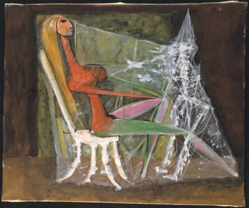 Victor Brauner, 'The Ice Knight', 1938