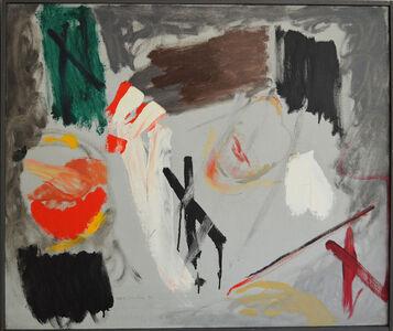 Ethel Schwabacher, 'Ode VI', 1951