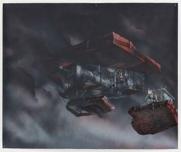 Edgar Arceneaux, 'Blind Pig City, Libraries', 2011