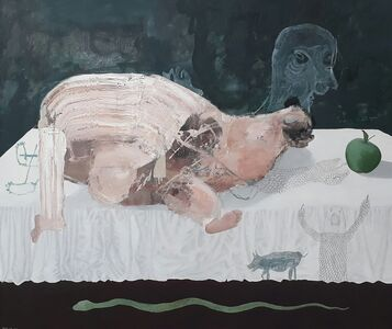 Bastiaan van Stenis, 'The Divine Comedy', 2020