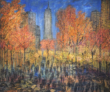 Layla Fanucci, 'New York New York Opus 777', 2017