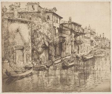 Donald Shaw MacLaughlan, 'Venetian Noontide', probably 1916