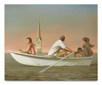 Bo Bartlett, 'The Flood', 2018
