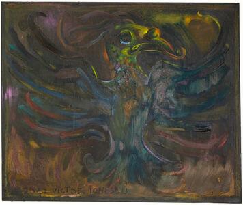 Victor Andrei Ionescu, 'Black Phoenix Bird', 2016