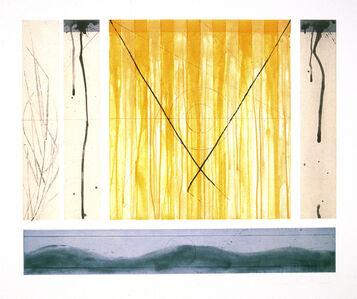 Shoichi Ida, 'Between Air and Water No. 7', 1992