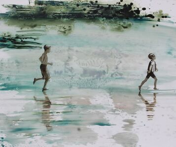 Kay Bradner, 'Brothers', 2016