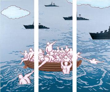 Guan Wei, 'Boatman No.1', 2005