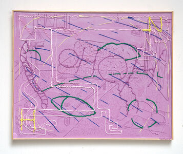 Simon Mathers, 'Of skin and bones', 2019