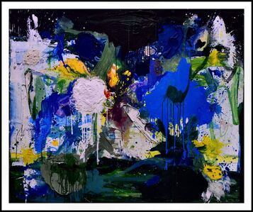 Costel Iarca, 'Summer In Blue', 2018