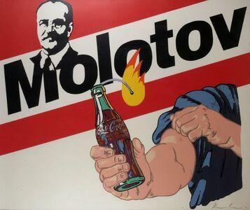 Alexander Kosolapov, 'Molotov Cocktail', 1991