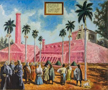 Douglas Perez Castro, 'The Installation Artist', 1996