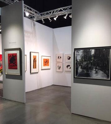 Jerald Melberg Gallery at Seattle Art Fair 2016, installation view