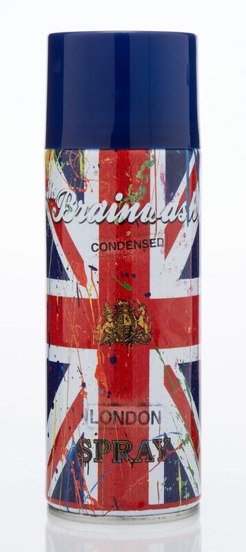 Mr. Brainwash, 'London Spray Can from Life is Beautiful Show', 2012, Other, Spray paint can, Heritage Auctions